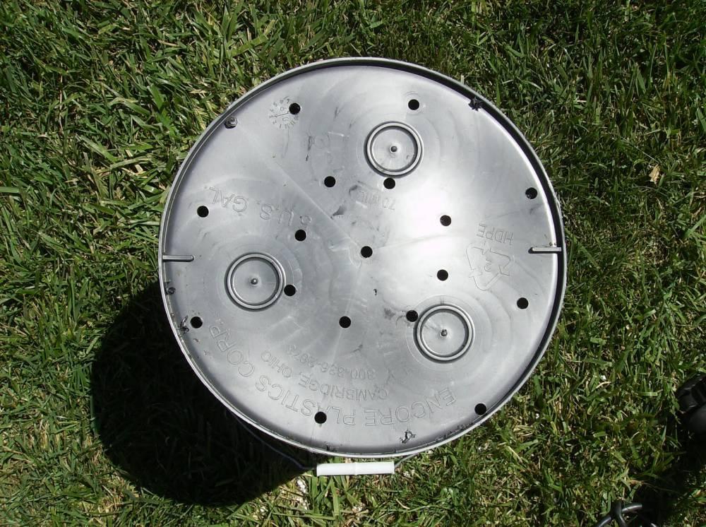 Bucket Holes