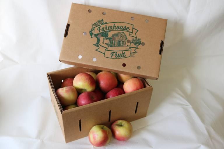 Summit City Organic Apples Fuji 3-min